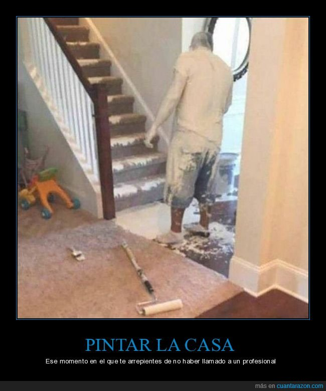 escaleras,fails,pintura