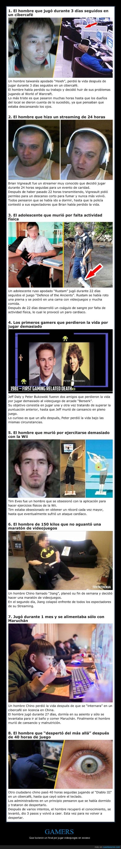 gamers,muerte,videojuegos