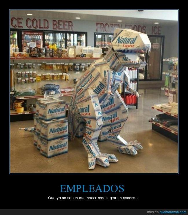 cajas,dinosaurio,supermercado
