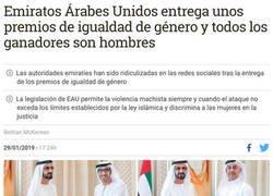 Enlace a Igualdad árabe