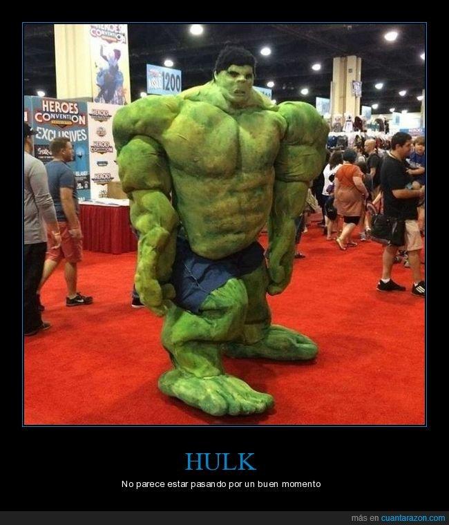 cosplay,disfraz,fails,hulk