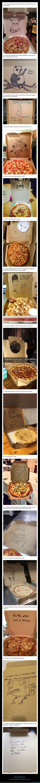 dibujos,pizzas,pizzerías