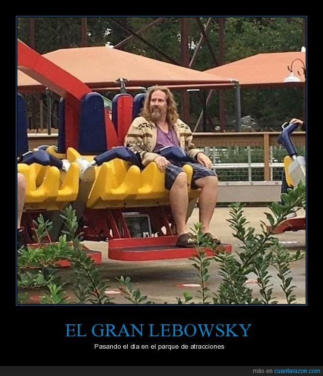 el gran lebowski,el nota,parecidos