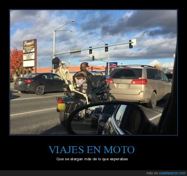 esqueleto,moto,wtf