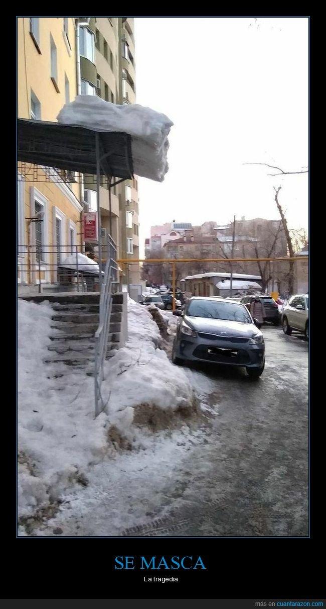 bloque,coche,nieve,wtf