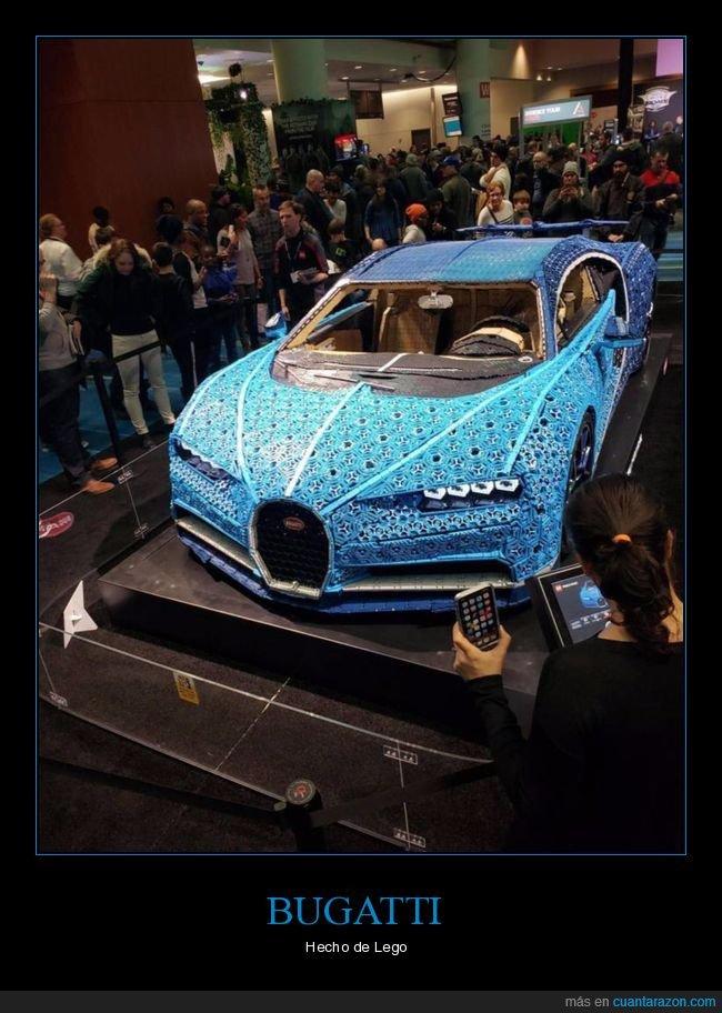 bugatti,coche,lego