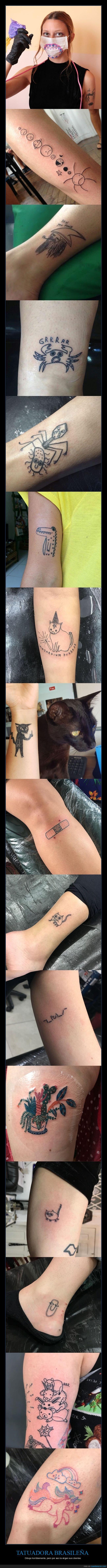 dibujar mal,tatuadora,tatuajes