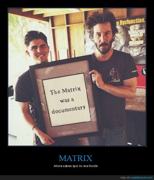 documental,keanu reeves,matrix