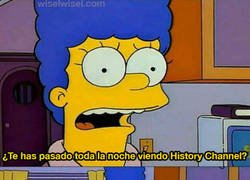 Enlace a Enganchado a History Channel