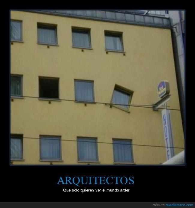 edificio,torcida,ventana,wtf