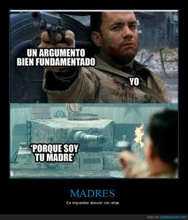 argumento,madre,tanque