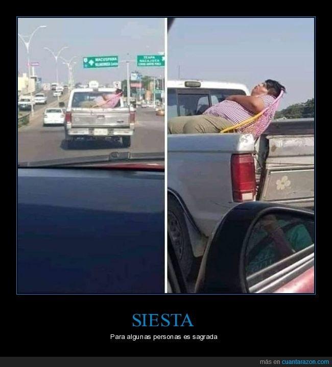 camioneta,durmiendo,wtf