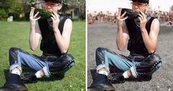 Enlace a Este chico de 19 años vuelve a demostrar lo fácil que es engañar en las redes sociales falseando fotos en Coachella