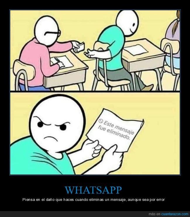 borrado,enfado,mensaje,whatsapp