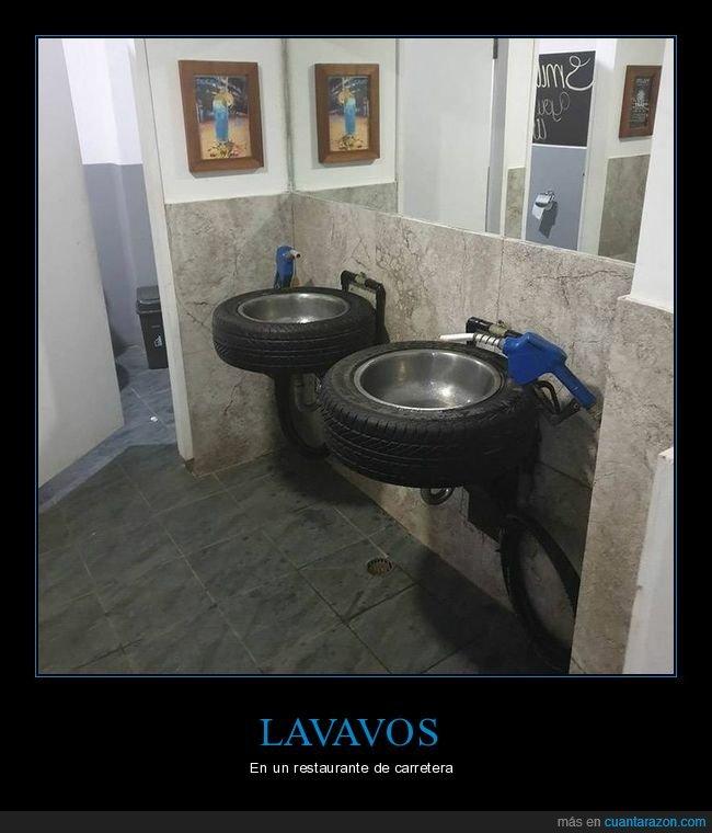 aseo,lavavos,ruedas,surtidores,wtf