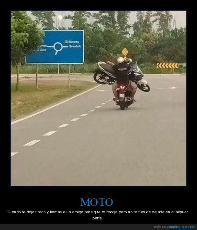 cargando,motos,wtf