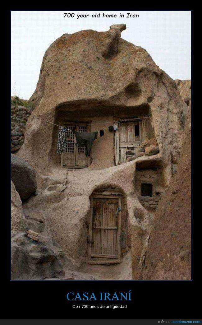 700 años,casa,irán