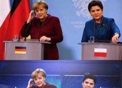 Enlace a DJ Merkel in da house