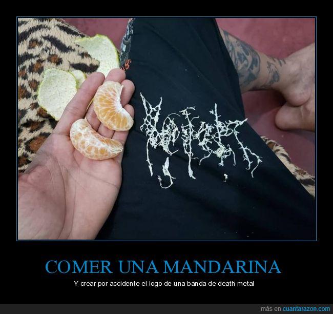 banda,death metal,logo,mandarina