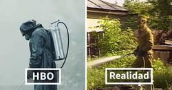 Enlace a Comparaciones del auténtico Chernobyl VS la versión de HBO