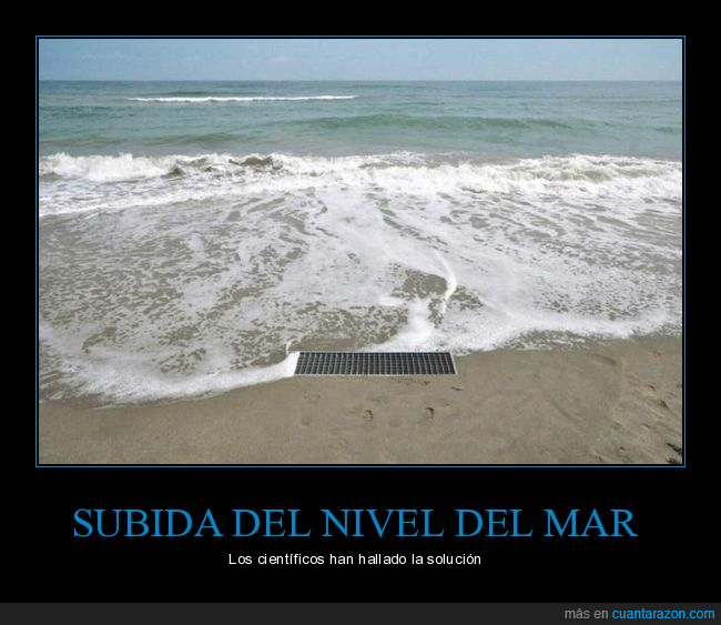 desagüe,mar,playa