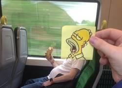 Enlace a Una gran forma de pasar el tiempo durante largos viajes en tren