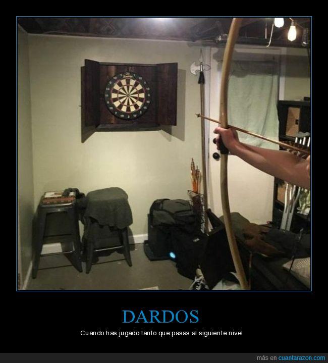 arco,dardos,diana,flechas