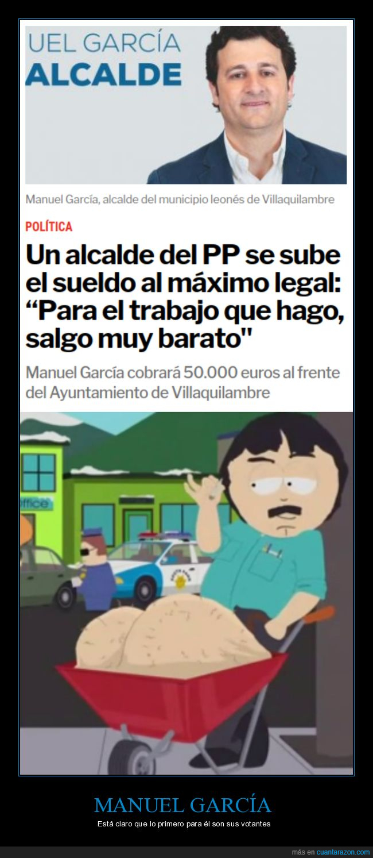 alcalde,máximo,políticos,pp,subir,sueldo