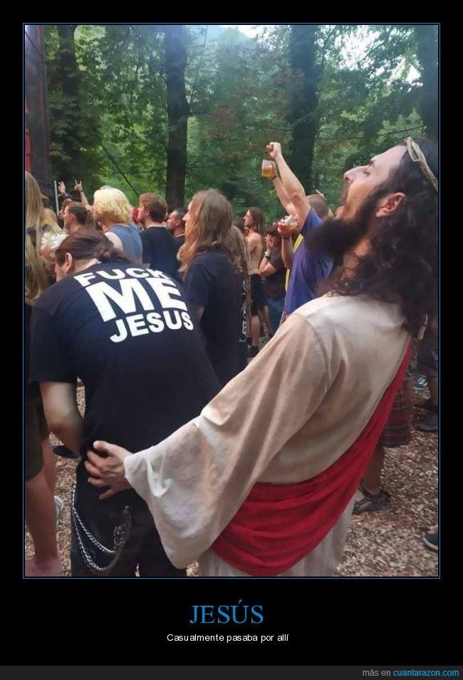 camiseta,fuck me,jesús,wtf
