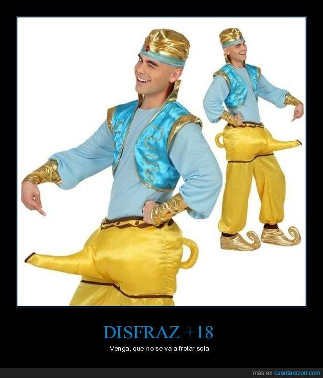 aladdin,disfraz,genio