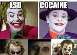 Enlace a La peor droga