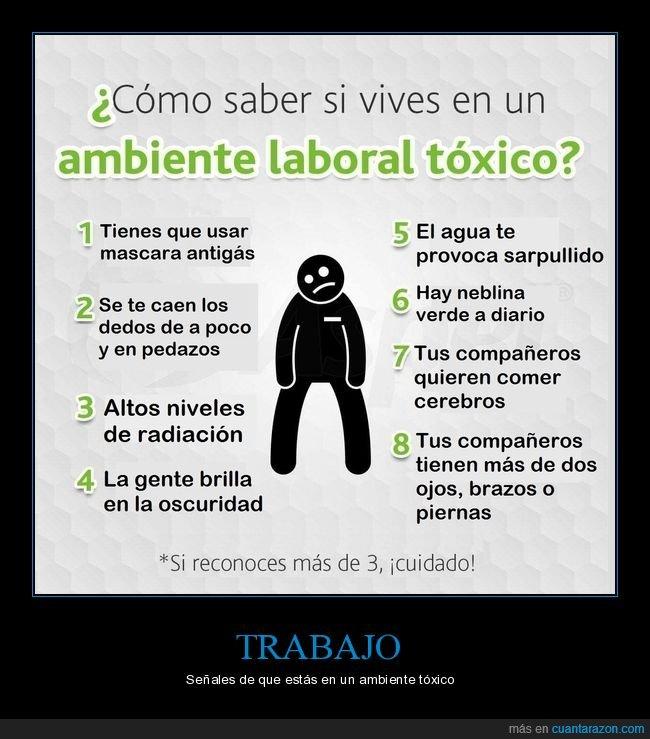 absurdo,ambiente laboral,tóxico