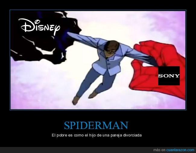 disney,marvel,sony,spiderman