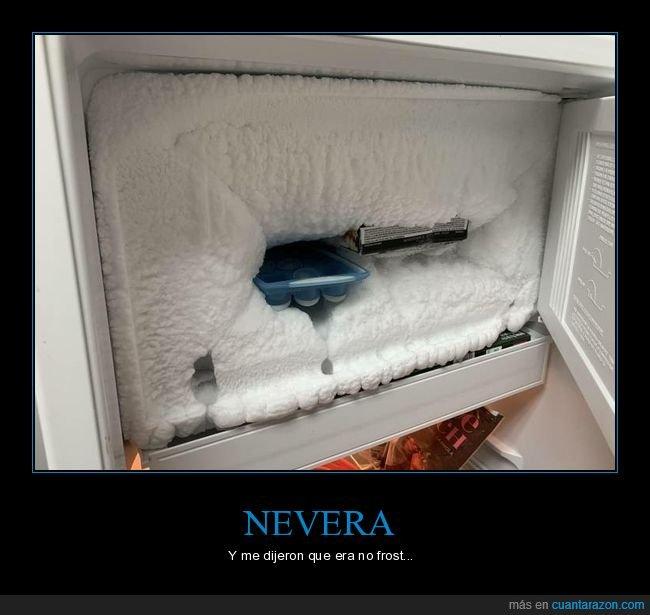 congelador,hielo,nevera