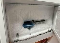 Enlace a Ya va siendo hora de descongelar la nevera...
