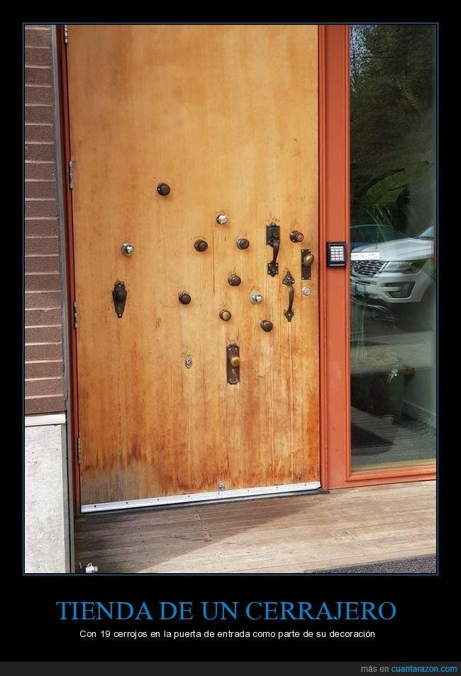 cerrajero,cerrojos,puerta,tienda