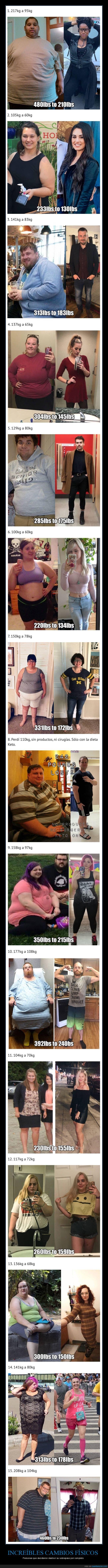 antes,después,perder peso