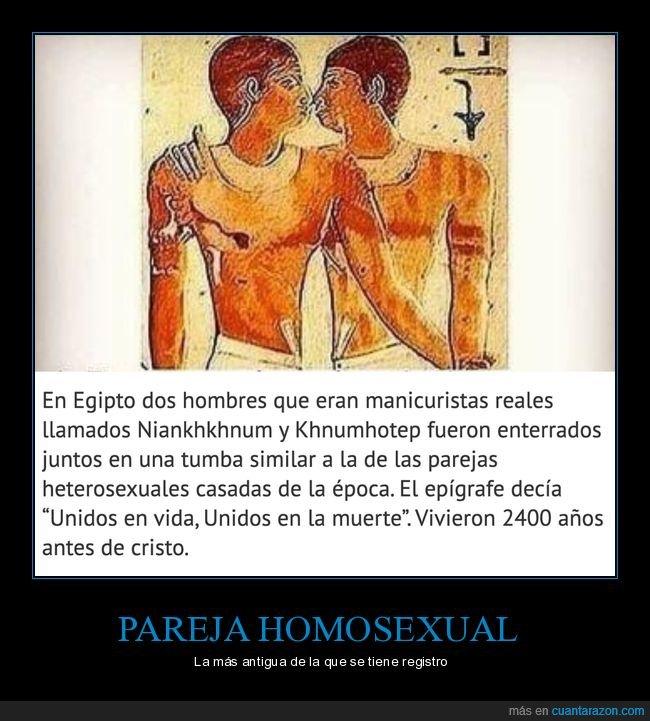 curiosidades,egipto,gay,pareja