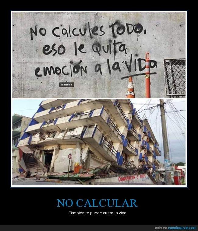 calcular,edificio,emoción