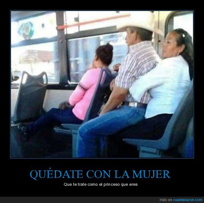 autobús,mujer,princeso,tratar