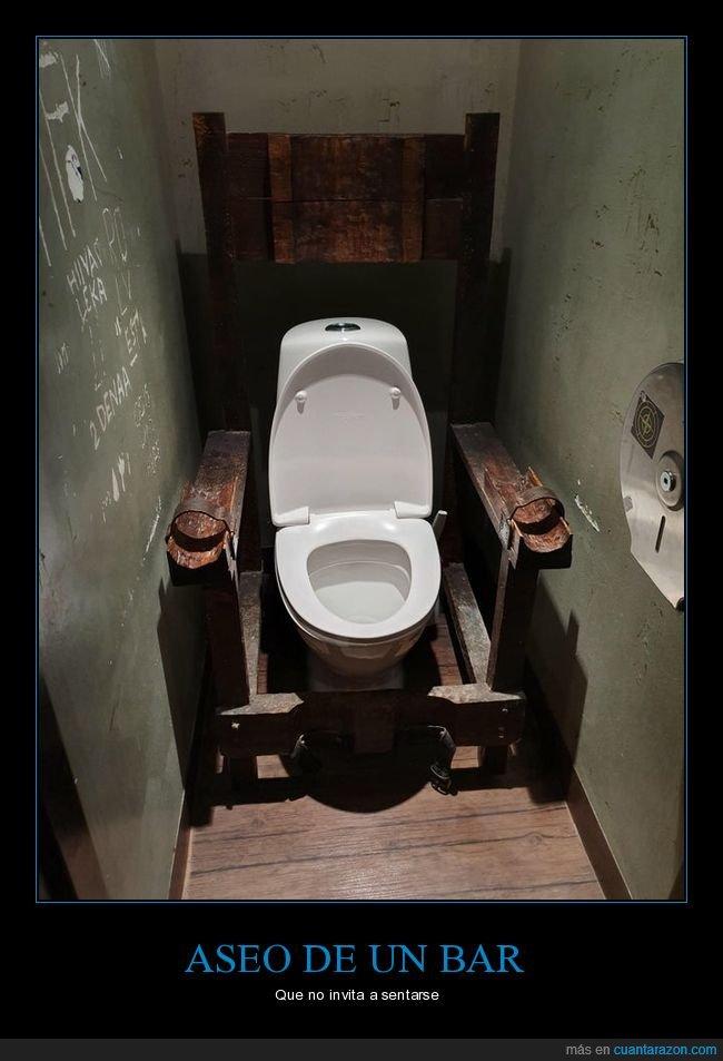 aseo,silla eléctrica,váter