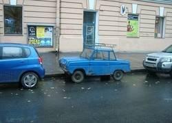 Enlace a Pequeño gran coche