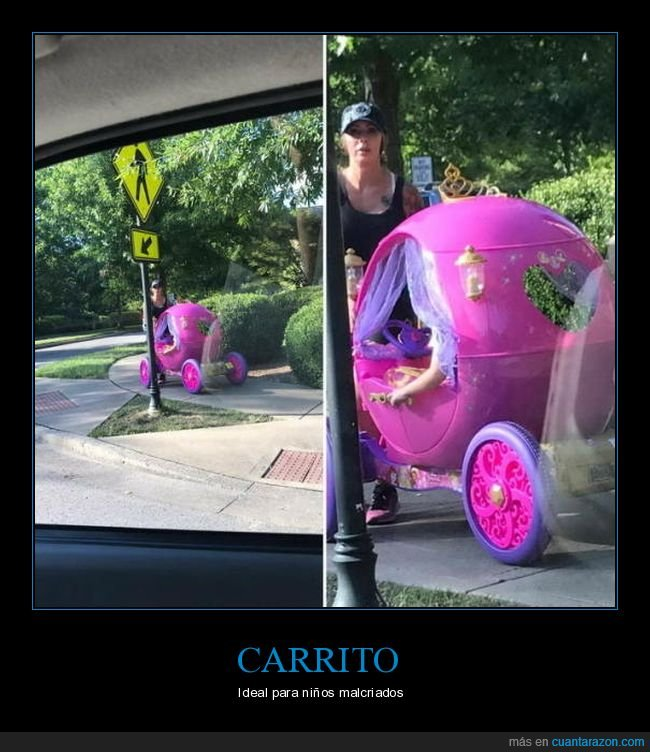 carrito,carruaje,hija,madre,wtf