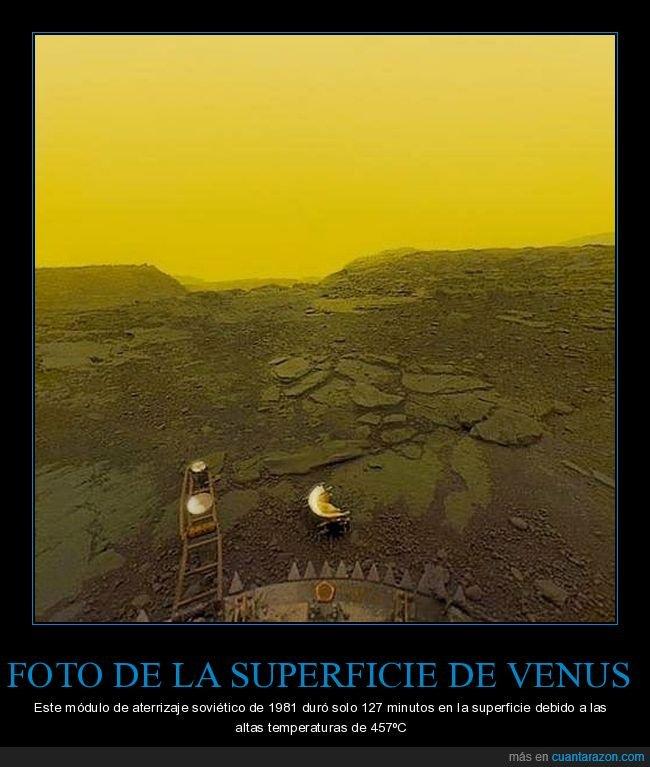 foto,superficie,temperaturas,venus