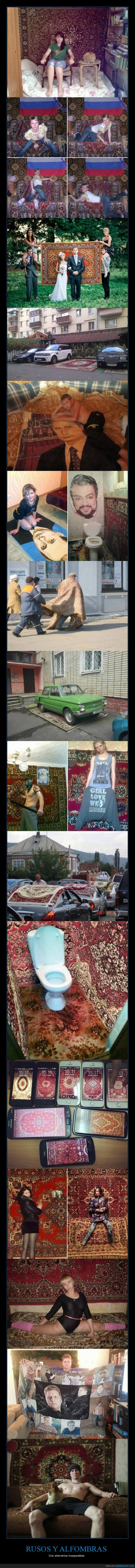 alfombras,rusos,wtf