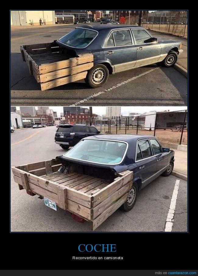 coche,cutre,madera