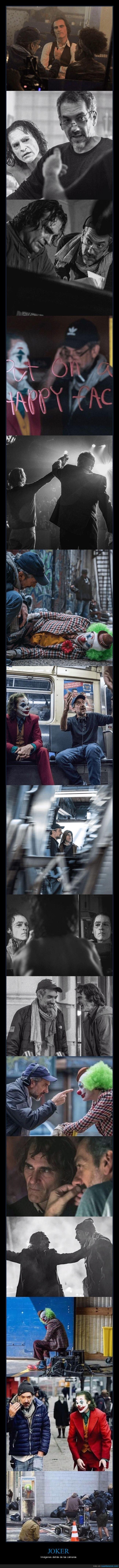 cine,detrás de las cámaras,joker