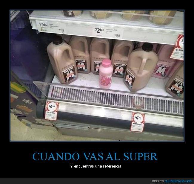 botellas,referencia,supermercado