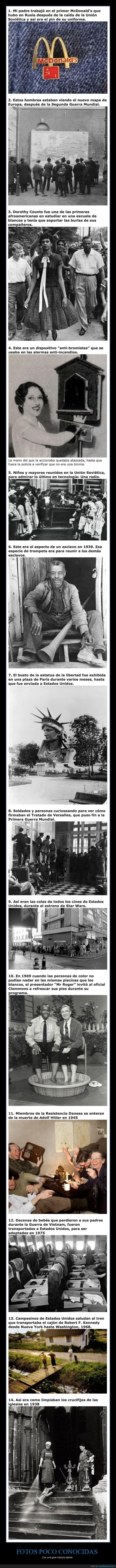 curiosidades,fotos históricas,historia,retro