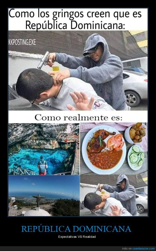 expectativas,realidad,república dominicana